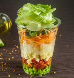 Salada de Pote - Tomate Seco