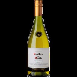 Vinho Tinto Casillero Del Diablo Chardonnay Branco 750 mL