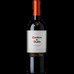 Vinho Tinto Casillero Del Diablo Carmenère 750 mL
