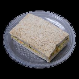 Sanduíche de Peru com Rúcula