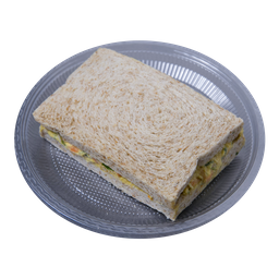 Sanduíche de Salmon Defumado