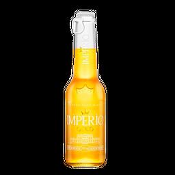 Cerveja Império Gold Long Neck 210 mL