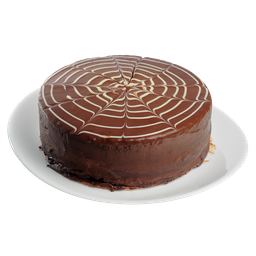 Torta Trufado - Fatia