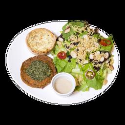 Salada + Hare + 1 Acompanhamento