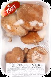 Cogumelo Shitake Inteiro