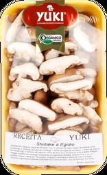 Cogumelo Shitake Fatiado Orgânico
