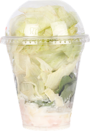Salada California Mini Santa Luzia 100 g