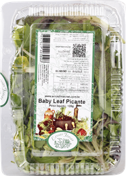 Mix Baby Leaf Picante 120 g