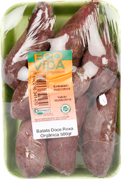 Batata Doce Eco Vida 500 g