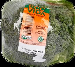 Brócolis Japones Orgânico Eco Vida 300 g