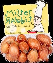 Cebola Mini Gold Mr.rabbit 283 g