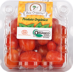 Tomate Grape Orgânico Go Green 180 g