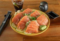 Sashimi de Salmão - 24 Peças