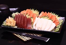 Sashimi Misto - 24 Peças