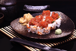 Uramaki Spicy Tuna - 6 Peças