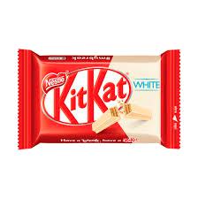 Kit Kat Branco