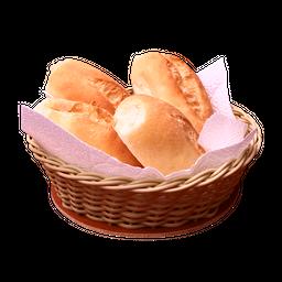 Pão Francês Fresco - 4 Unidades