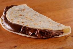 Piadina de Nutella