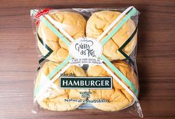 Pão de Hambúrguer -11355