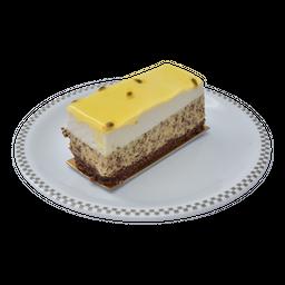 Pedaço Cheese Cake Maracuja - Galeria dos Pães -11363