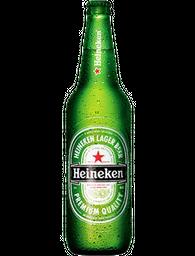 Cerveja Heineken Garrafa - 600  mL- Cód. 11086