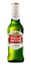 Cerveja Stella Artois 275 ml Long Neck - CÓD 11087