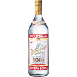 Vodka Stolichinaya - 750  mL- Cód. 11130