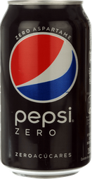 Pepsi Zero lata