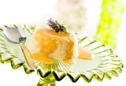 Pudim de Tapioca com Calda de Doce de Leite Diet