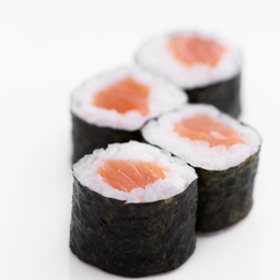 Hossomaki Salmon - 8 Unidades