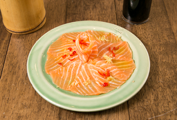 Carpaccio De Samon Trunfado