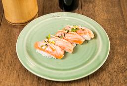 Sushi Salmon - 4 Unidades