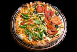 Pizza Grande Meio a Meio