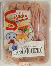 Presunto Sadia - Com 200 g (Peso Minimo)- Cód. 11327