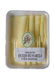Queijo Mussarela 03 Marias 200 g (Peso Minimo)- Cód. 11330