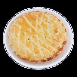 Torta De Palmito - Unidade Com 500 g (Peso Minimo)- Cód. 11335
