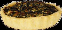 Crostata De Espinafre Mini Rotisseria Santa Luzia