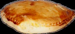 Pastel de Peru Com Requeijão e Alho-Poró Santa Luzia