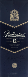 Whisky Escoces Ballantines 12 Anos 1 L