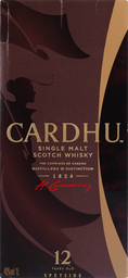Whisky Cardhu Single Malt