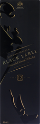 Whisky John.Walker Black 1000 mL