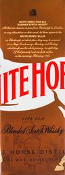 Whisky White Horse 8 Anos 1000 mL