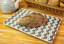Pão De Nozes Com Damasco