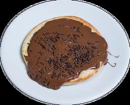Esfiha de Chocolate Preto