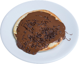 Esfiha Chocolate Preto