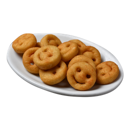 Porção de Batata Smile - Individual