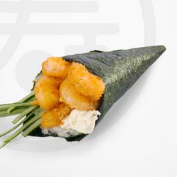 Temaki Sake Fry
