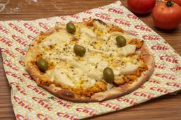 Pizza Santa Cecília com Catupiry