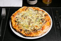 Pizza Shitake e Shimeji