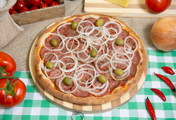 Pizza Clássica - 8 Fatias